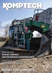 Komptech News Polska agrex-eco okładka