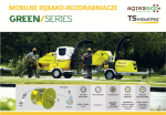 ts industrie green series agrex-eco