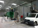 montaż instalacja maszyn agrex-eco serwis