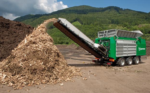 Rozdrabniacze do biomasy