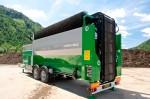 Cribus 3800E transport