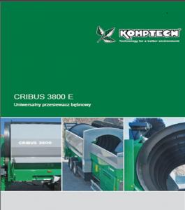 broszura Cribus 3800 E