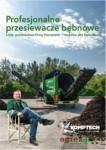 ulotka agrex-eco Przesiewacze bębnowe Komptech