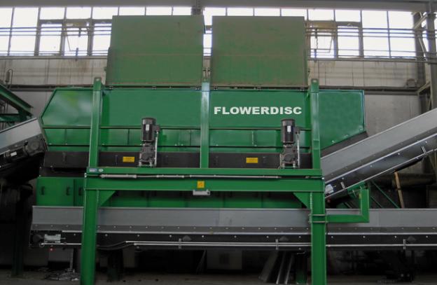 Separator dyskowy Flowerdisc