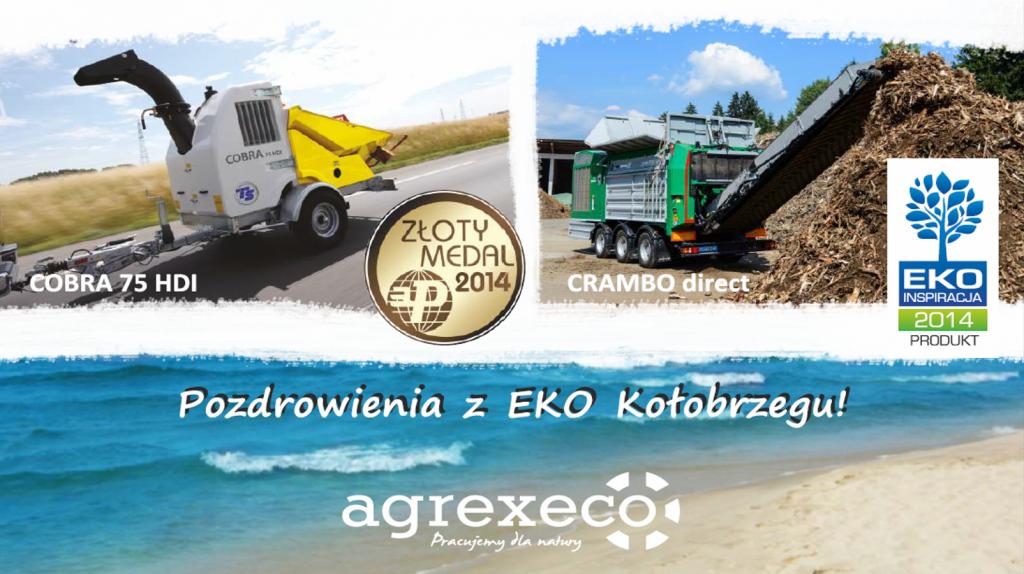 targi eko kołobrzeg 2014 agrex-eco