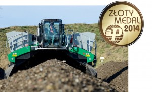 topturn x55 zloty medal poleko 2014 komptech