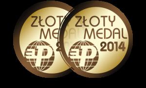 złoty medal poleko 2014 agrex-eco