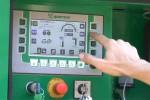 Crambo direct sterowanie komptech green efficiency rozdrabniacz do biomasy