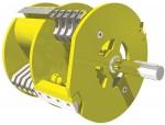 opatentowany mieszany wirnik - COBRA 75 HDI m TS Industrie Agres-Eco