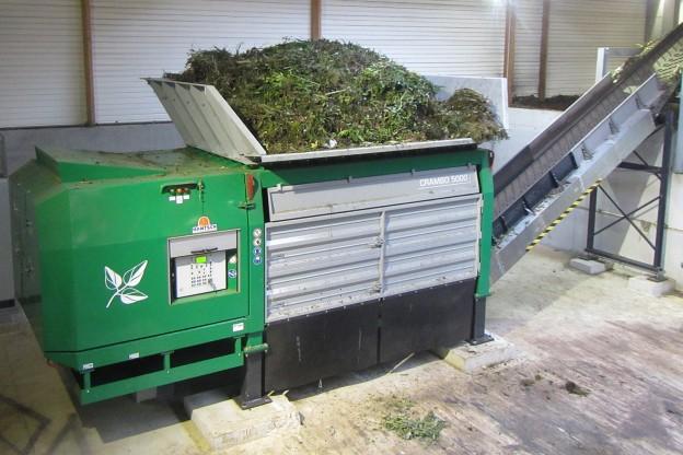 crambo stacjonarna komptech rozdrabniacz do biomasy agrex-eco