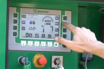 nowy panel sterowania crambo komptech agrex-eco