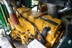 silnik CAT crambo komptech agrex-eco