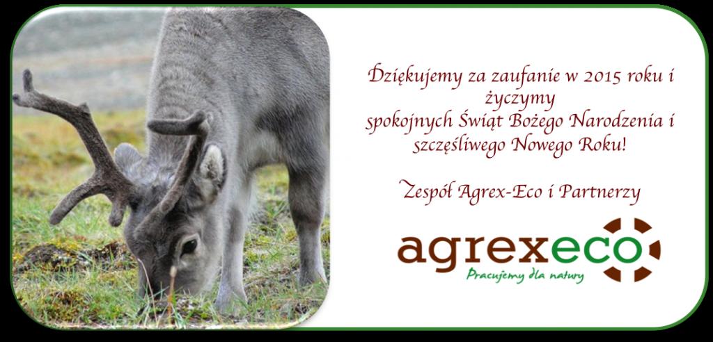 święta nowy rok 2016 agrex-eco