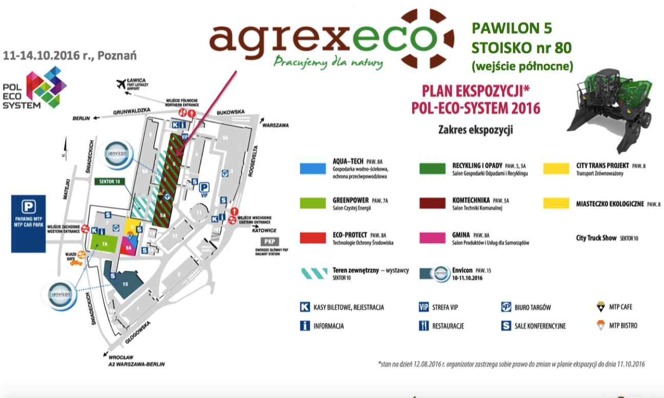 zaproszenie poleko 2016 agrex-eco pol-eco-system