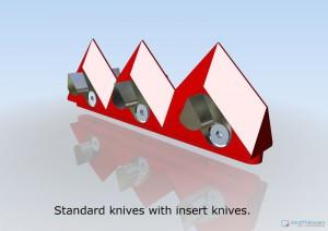 nowe noże matthiessen agrex-eco