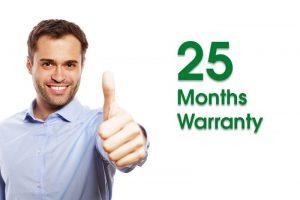 25 miesiecy promocja gwarancji