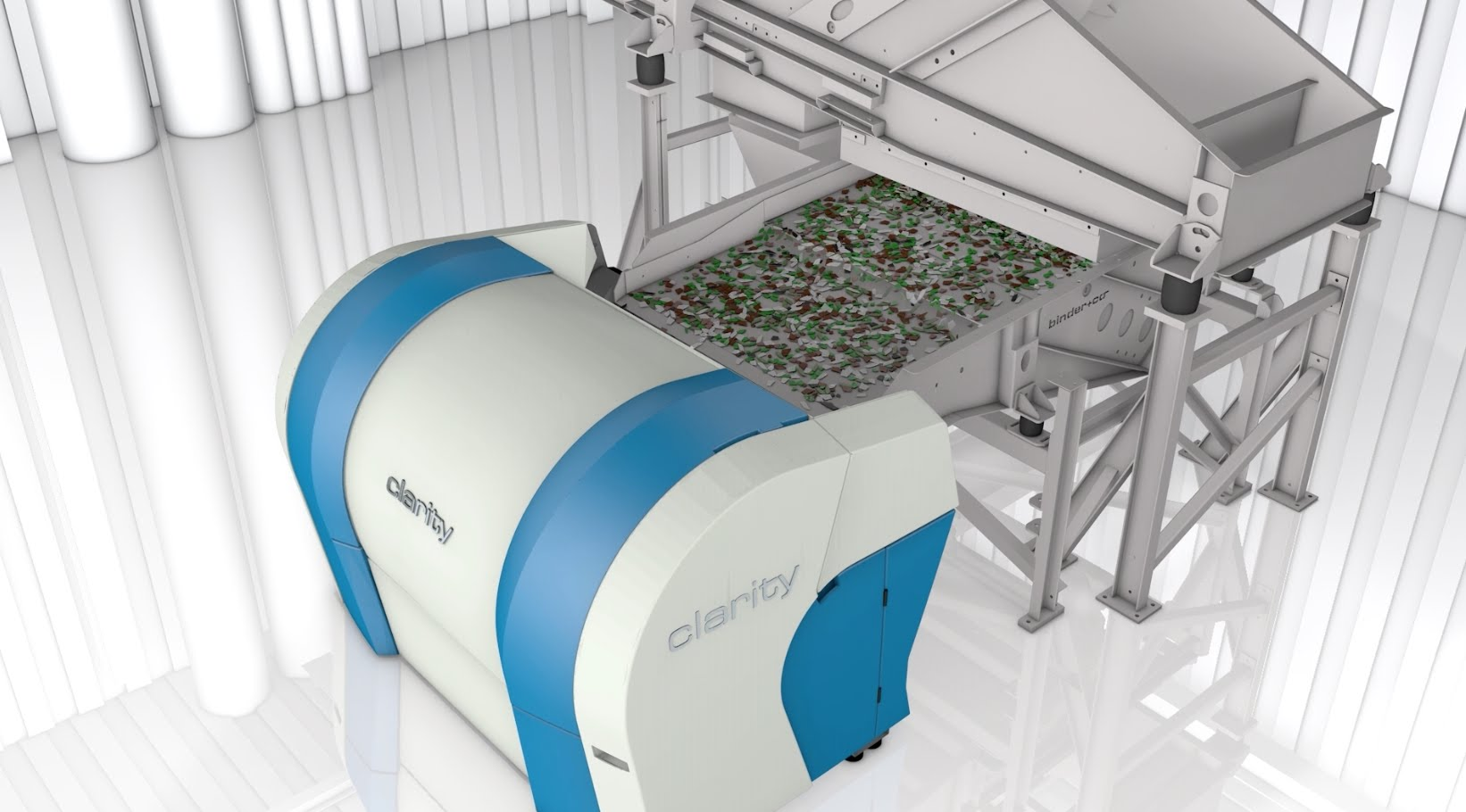 binder clarity separator szkła agrex-ec
