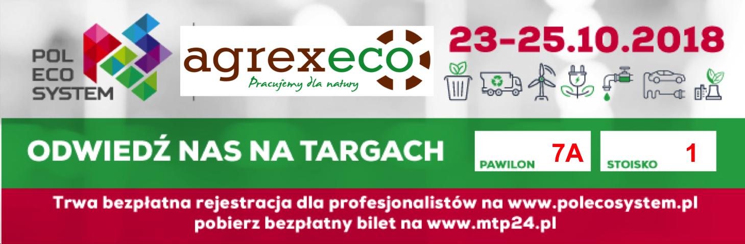 banner pol-eco-system 2018 agrex eco zaproszenie