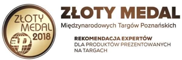 medal agrexeco rekomendacja zloty