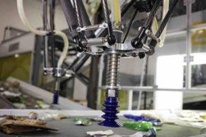 roboty przemysłowe sztuczna inteligencja sortowanie agrex-eco amp