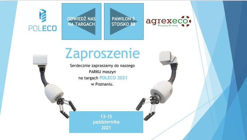 zaproszenie poleco 2021 agrex-eco
